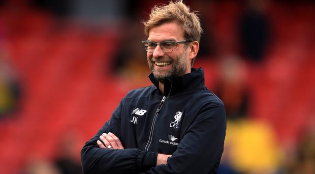 Jurgen Klopp admitted he is still moulding his Liverpool side's identity