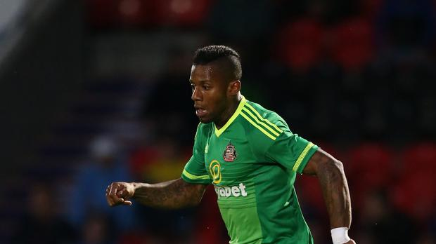 Sunderland's Jeremain Lens is facing an uncertain future