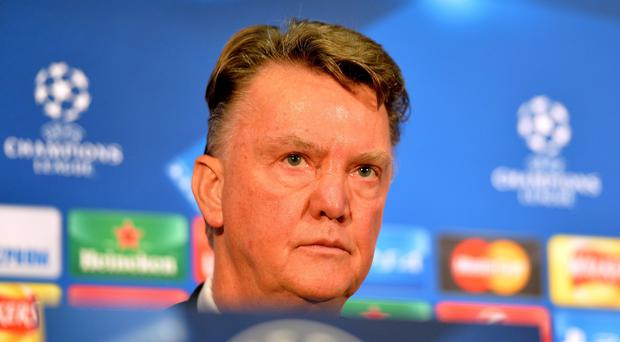 Louis van Gaal will face the press on Wednesday as normal