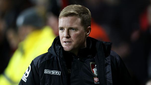 Eddie Howe is remaining calm ahead of the Boxing Day clash with Crystal Palace