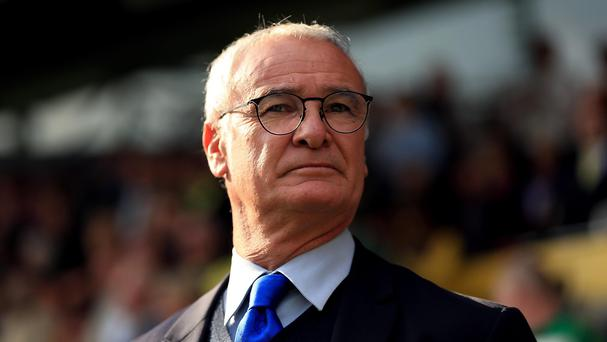 Boss Claudio Ranieri believes Leicester's form means they have support from across the country