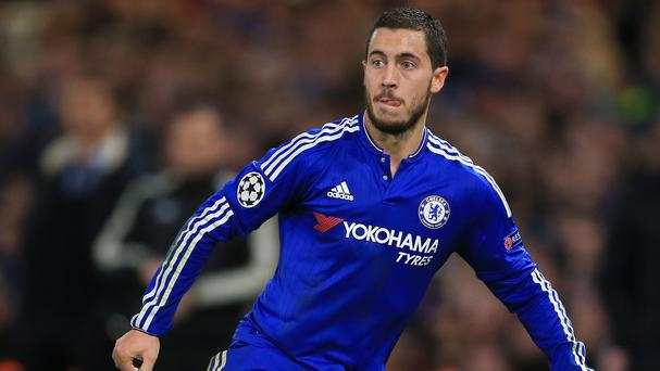 Chelsea's interim boss Guus Hiddink believes Eden Hazard, pictured, must rediscover his ego to hit back to top form