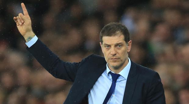 Slaven Bilic, pictured, says Remi Garde can keep Aston Villa in the Premier League
