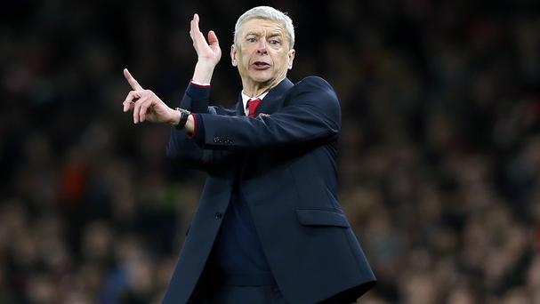 Arsene Wenger's Arsenal sit second in the Barclays Premier League ahead of Boxing Day