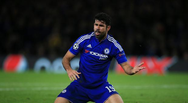 Guus Hiddink, pictured, has backed Diego Costa to find his goalscoring touch at Chelsea