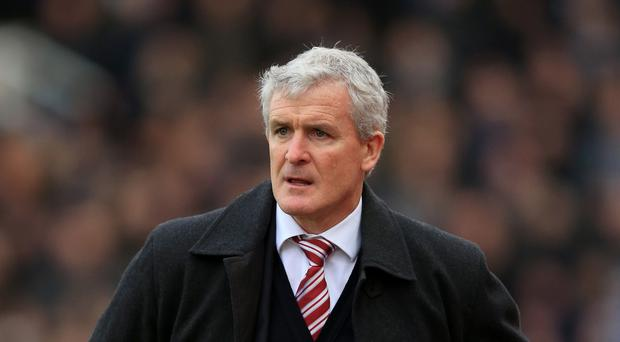 Mark Hughes feels