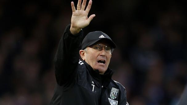 West Brom manager Tony Pulis felt his side should been awarded two penalties in their 1-0 defeat at Swansea