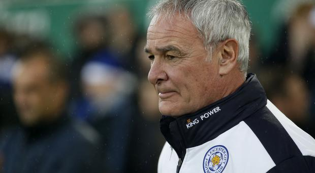 Leicester manager Claudio Ranieri has urged his players to enjoy their football and not worry about their lead at the top of the table