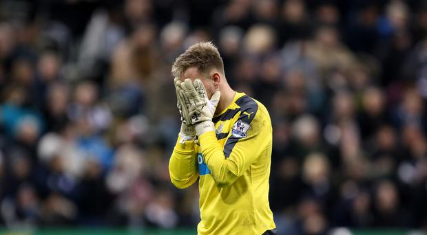 Rob Elliot has challenged Newcastle to bounce back from their Boxing Day disappointment at West Brom