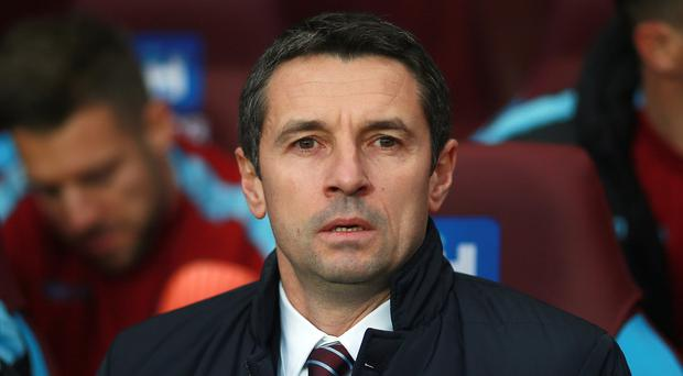 Remi Garde is desperate for a win this week
