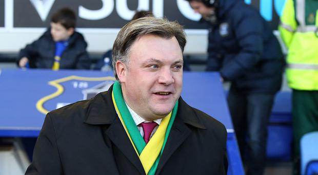 Former shadow chancellor of the exchequer Ed Balls is the new Norwich chairman