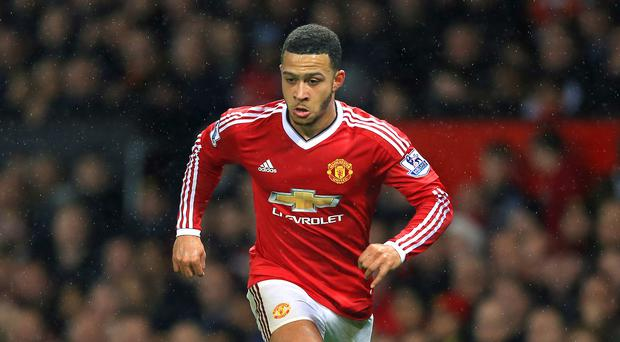 Memphis Depay has so far struggled at Manchester United