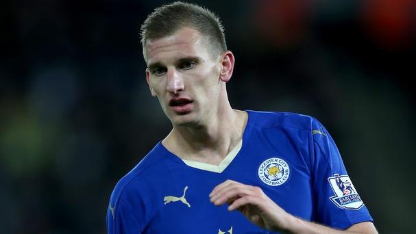 Leicester's Marc Albrighton is relishing the chance to bounce back against Manchester City