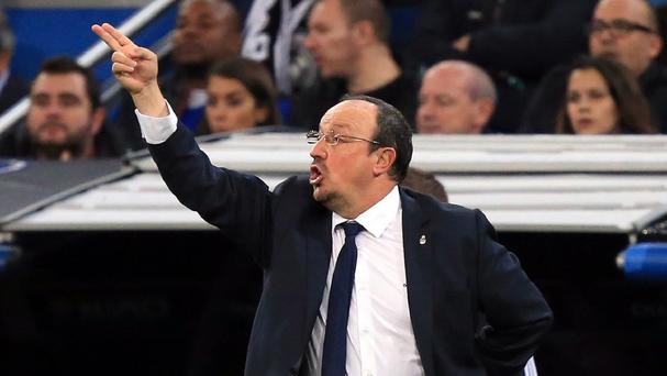 Rafael Benitez, pictured, was close to taking over at West Ham, according to the club's co-chairman David Sullivan