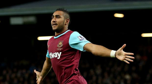 Dimitri Payet has been out injured since the beginning of November