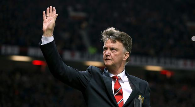 Louis van Gaal feels his Manchester United squad still believe in him