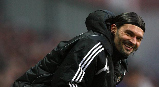 Pavel Srnicek was one of Newcastle's most popular goalkeepers