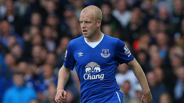 Steven Naismith was a summer target for Norwich