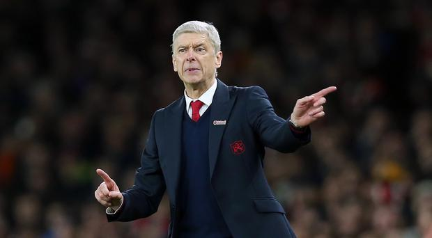 Arsene Wenger backing his squad to win the Premier League title