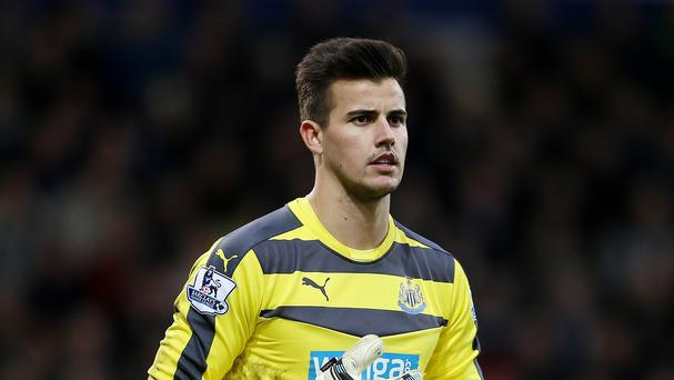 Newcastle head coach Steve McClaren is ready to keep faith with keeper Karl Darlow