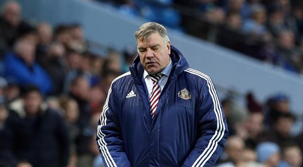 Sunderland manager Sam Allardyce is closing in on his first January signing