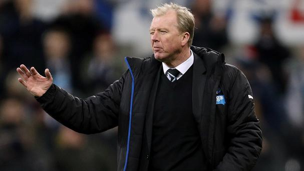 Steve McClaren was appointed Newcastle manager in June