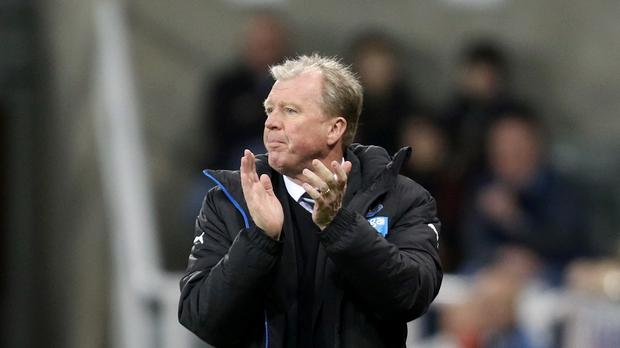 Newcastle head coach Steve McClaren has ordered his players to put a disappointing Christmas behind them