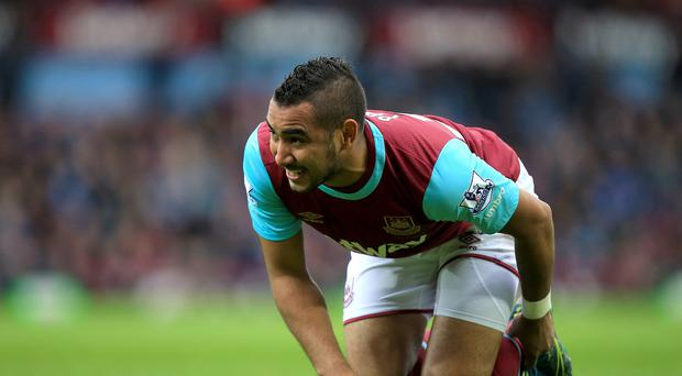 Dimitri Payet could be pitched in from the start when Liverpool visit Upton Park on Saturday