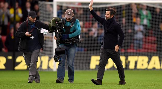 Watford manager Quique Sanchez Flores has made an impressive start to his career in the Barclays Premier League.