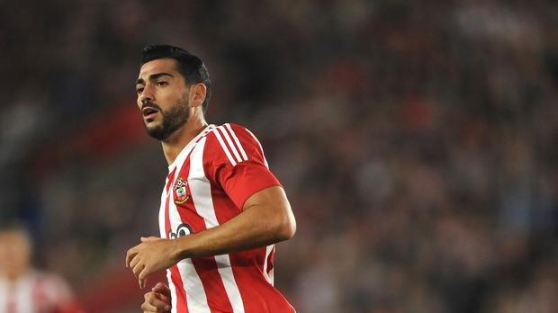 Graziano Pelle will miss Saturday's trip to Norwich