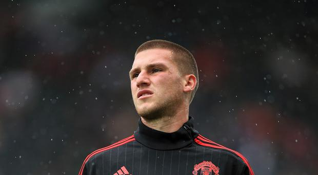 Manchester United goalkeeper Sam Johnstone has joined Preston on loan
