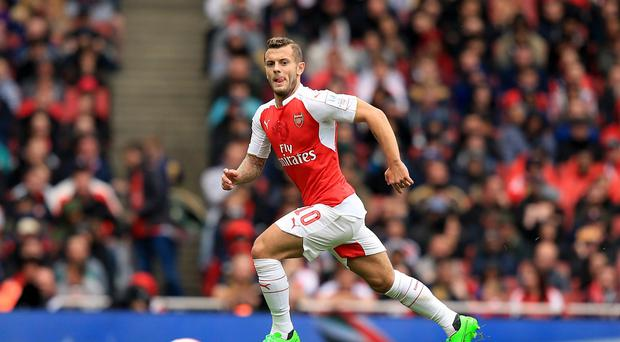Arsenal midfielder Jack Wilshere is likely to be out until late February due to a broken leg.