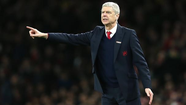 Arsenal manager Arsene Wenger has urged Newcastle to give their boss Steve McClaren time