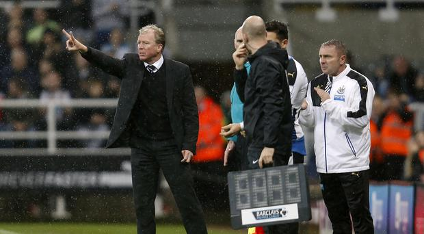 Newcastle head coach Steve McClaren will send his team into their toughest test of the season at Arsenal