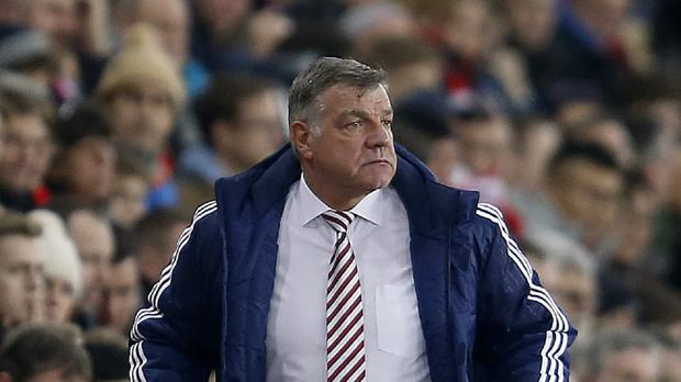 Sunderland manager Sam Allardyce has urged his players not to pass up the opportunity to ease their relegation fears