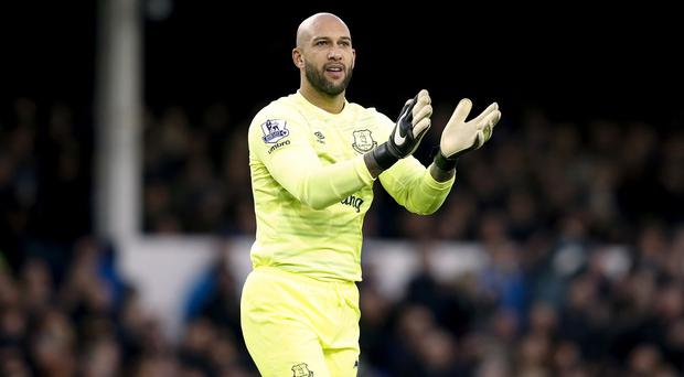 Everton goalkeeper Tim Howard has come under fire for his recent performances
