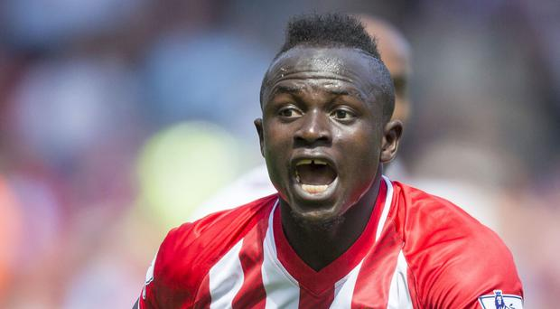 Southampton's Sadio Mane was criticised by boss Ronald Koeman