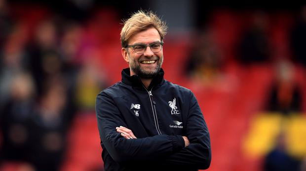 Jurgen Klopp is closing in on his first signing as Liverpool manager.