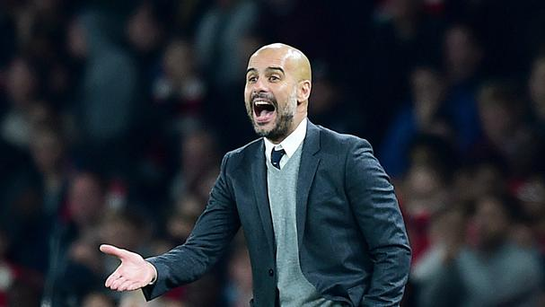 Pep Guardiola wishes to move to England when he leaves Bayern Munich this summer