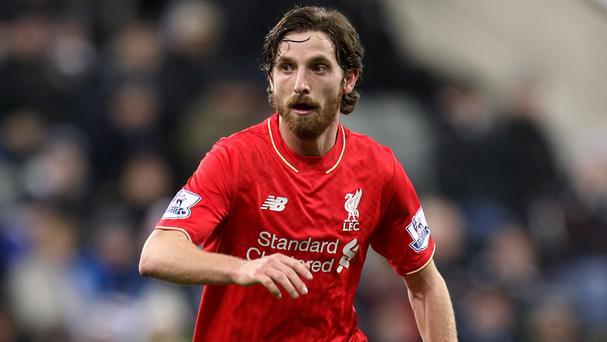 Midfielder Joe Allen is playing for his Liverpool future