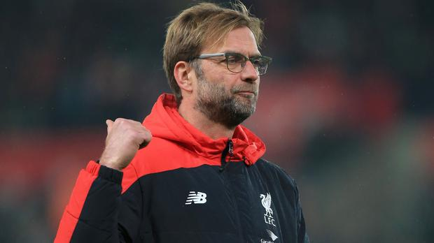 Liverpool manager Jurgen Klopp has hit back at criticism by Sam Allardyce