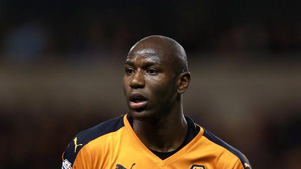 Benik Afobe only joined Wolves from Arsenal in January 2015.
