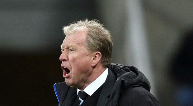 Newcastle head coach Steve McClaren is refusing to abandon the FA Cup