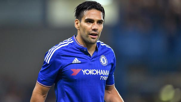 Monaco say they will not be recalling Radamel Falcao this winter