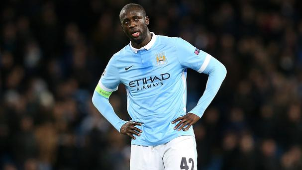 Yaya Toure, pictured, was sold by Pep Guardiola when the pair were at Barcelona