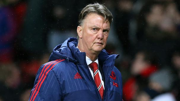 Louis van Gaal has downplayed Manchester United's troubles