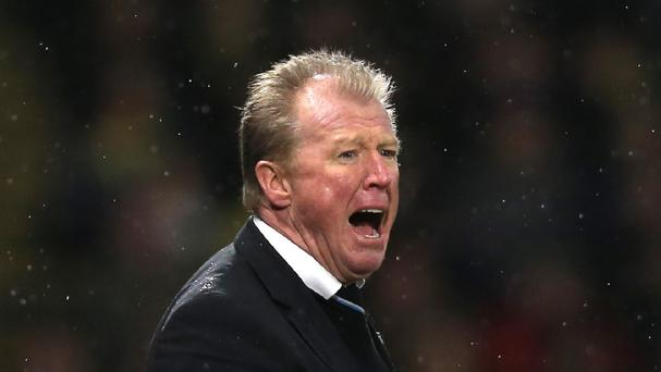 Steve McClaren is lining up a double transfer swoop