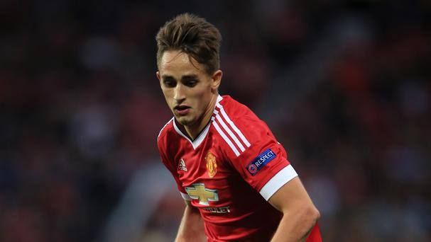 Adnan Januzaj has to work his way back to fitness