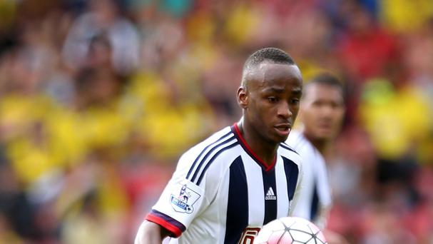 Saido Berahino scored his first goal since October in Saturday's 2-2 FA Cup draw with Bristol City.