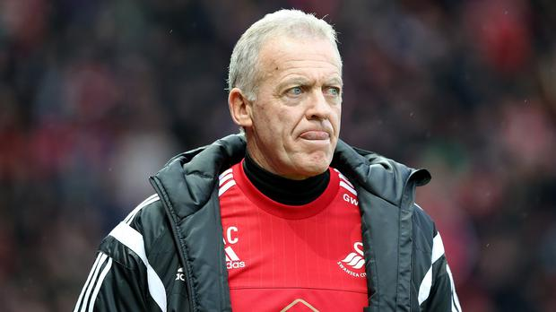 Alan Curtis says Swansea cannot dwell on their shock FA Cup exit